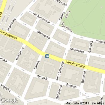 Astoria kavárna - adresa
