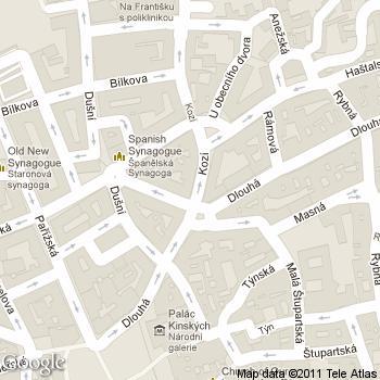 Bakeshop Praha, s.r.o. - adresa