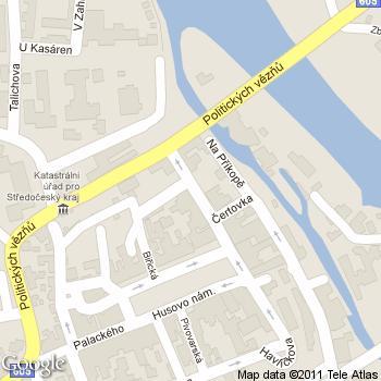 Beethoven kavárna - adresa