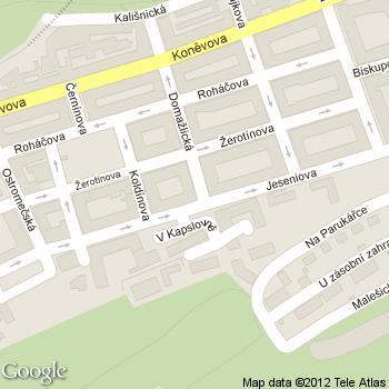 BOLDISH & partner, s.r.o. - adresa