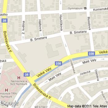 Borkovec kavárna - adresa