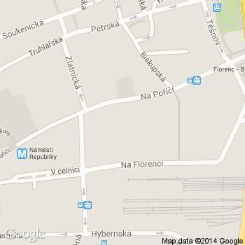 Archa Barista - adresa