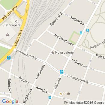 Café Nová galerie - adresa
