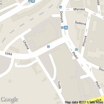 Café Práh - adresa