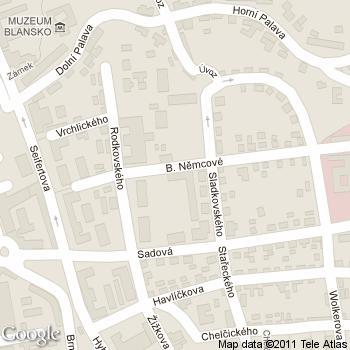 Čajovna a klub Ulita - adresa