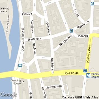 Čajovna Aida - adresa