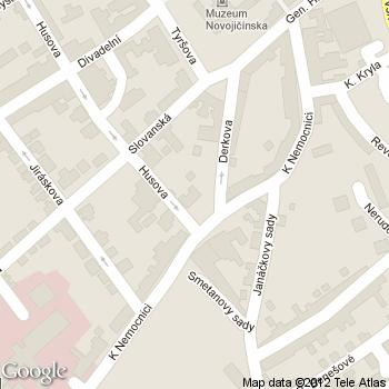 Čajovna Archa - adresa