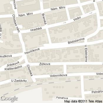 Čajovna Želva - adresa