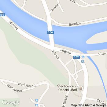 Cukrárna a kavárna Hájek Hájková - adresa