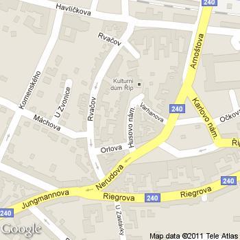 Cukrárna a kavárna kamelie - adresa