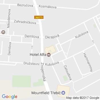 Cukrárna a kavárna Paříž - adresa