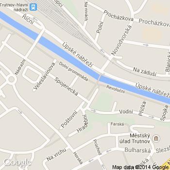 Cukrárna a kavárna Promenáda - adresa