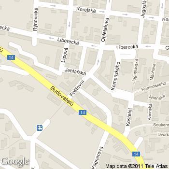 Cukrárna Eveko - adresa