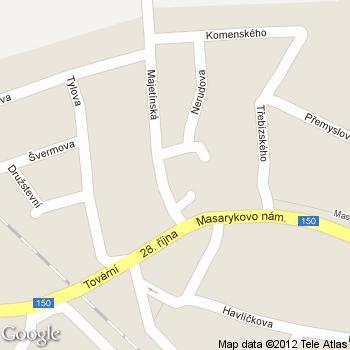 Cukrárna - kavárna Jarka - adresa