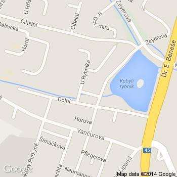 Cukrárna U Rybníka - adresa