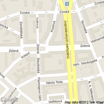 Dejvická divadelní kavárna - adresa
