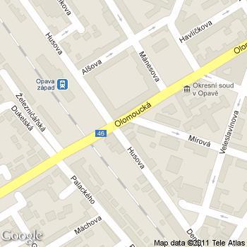Diana - kavárna a cukrárna - adresa