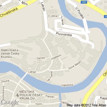 Dobrá Čajovna - adresa