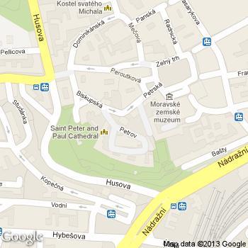 Dvorek pod Petrovem - adresa