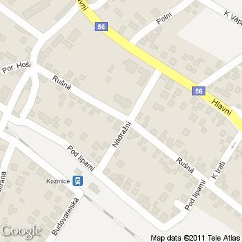 Elektra kavárna-apartmány - adresa