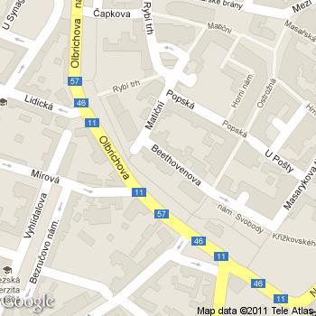 Evžen - adresa