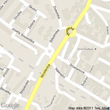 Grössl kavárna - adresa