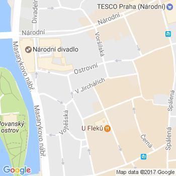 Kafe v Klidu - adresa