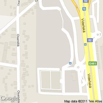 Kaskáda Cafe Ice - adresa