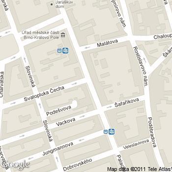 Kavárna - adresa