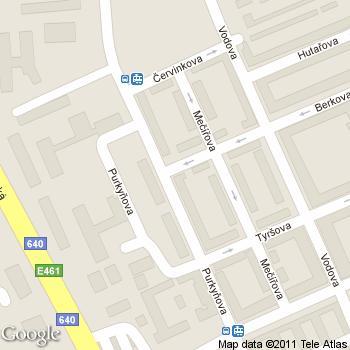 Kavárna a bar černá buchta - adresa