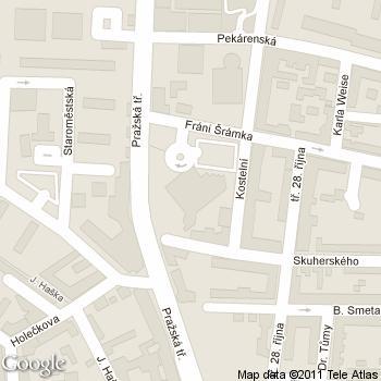 Kavárna a restaurace Corso - adresa