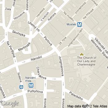 Kavárna Adria - adresa