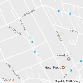 Kavárna ARCHA - adresa