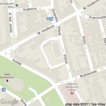 Kavárna & Bar - adresa