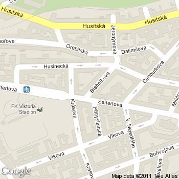 Kavárna Brouček - adresa