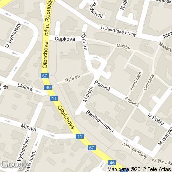 Kavárna Čas - adresa
