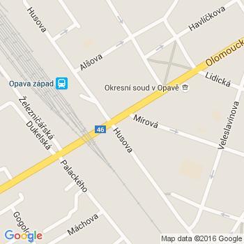 Kavárna-cukrárna Diana - adresa