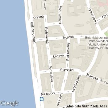 kavárna Fantazie - adresa
