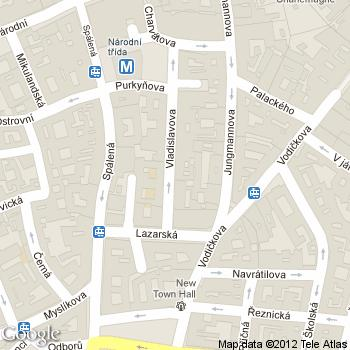 Kavárna Iluze - adresa