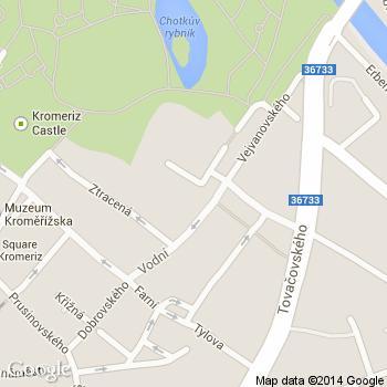 Kavárna Kahava Kroměříž - adresa