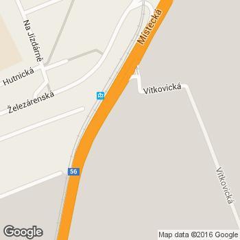 Kavárna Maryčka Ostrava - adresa