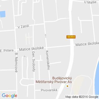Kavárna Matice - adresa