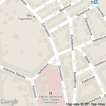 Kavárna MonRo - adresa