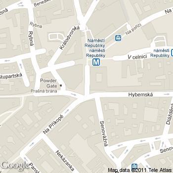 Kavárna Obecní dům - adresa