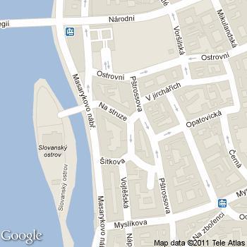 Kavárna Paleta - adresa