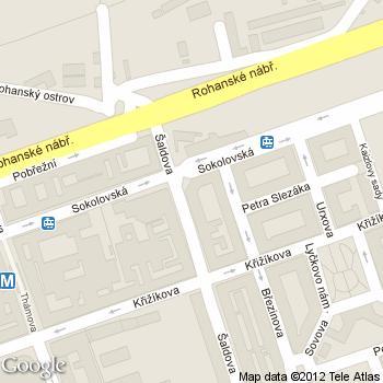 Kavárna Pod Vesuvem - adresa