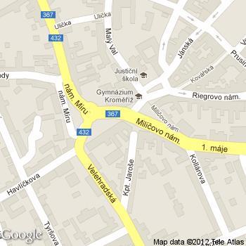 Kavárna Slávia - adresa