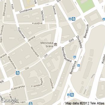Kavárna Spolek - adresa