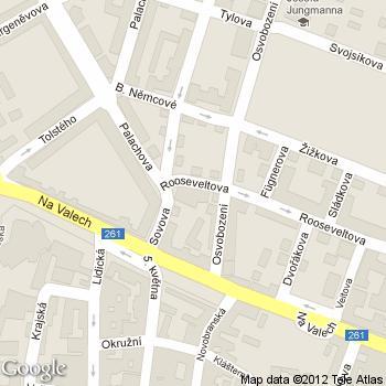 Kavárna v Máji - adresa