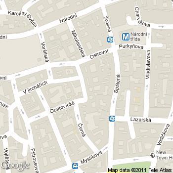 Kavárna Velryba - adresa